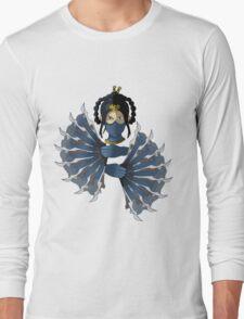 Kitana - Mortal Kombat X Long Sleeve T-Shirt