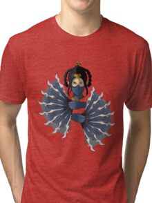 Kitana - Mortal Kombat X Tri-blend T-Shirt