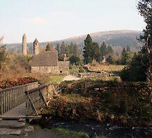 Glendalough  by John Quinn