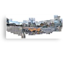Federation Square - Melbourne - Australia Canvas Print