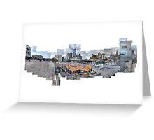 Federation Square - Melbourne - Australia Greeting Card