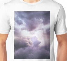 The Skies Are Painted II Unisex T-Shirt