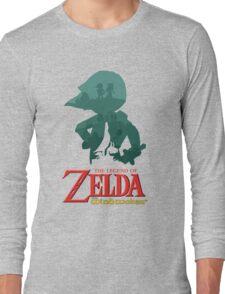 The Legend of Zelda: Wind Waker Long Sleeve T-Shirt