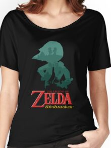 The Legend of Zelda: Wind Waker Women's Relaxed Fit T-Shirt