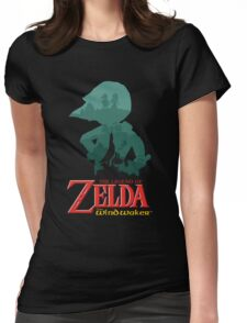 The Legend of Zelda: Wind Waker Womens Fitted T-Shirt