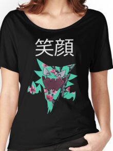 smile (: Women's Relaxed Fit T-Shirt