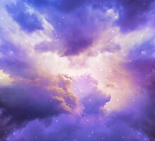 The Skies Are Painted III (Cloud Galaxy) by soaringanchor