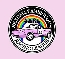 Sexually Ambiguous Racing League by DickVanDork