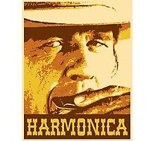 Harmonica Photographic Print