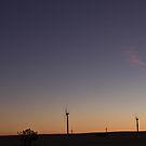 Windfarm by Naomi Brooks
