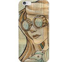 The Iron Woman 1 iPhone Case/Skin