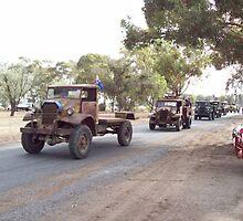 Old Blitz trucks by rynoki