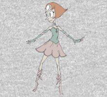 Pearl Steven Universe One Piece - Short Sleeve