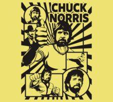 Chuck Norris Kids Clothes