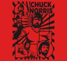 Chuck Norris Baby Tee