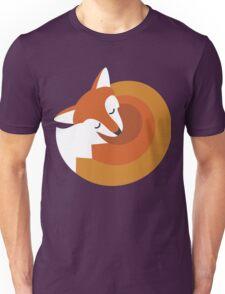 Sleeping Fox (Hounds Off) Unisex T-Shirt
