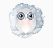 Snowly Owl Unisex T-Shirt