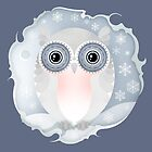 Snowly Owl by Compassion Collective