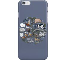 Born to Roam at Christmas iPhone Case/Skin