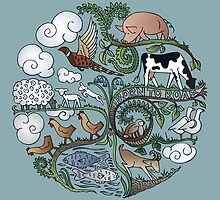 Born to Roam by Compassion Collective