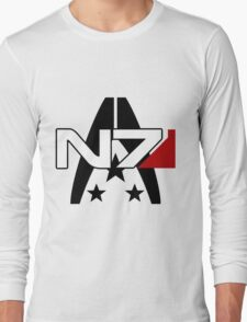 N7 Alliance Special Forces Long Sleeve T-Shirt