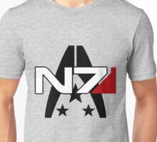 N7 Alliance Special Forces Unisex T-Shirt
