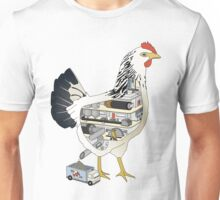 Factory Chicken Unisex T-Shirt