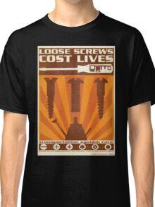 Time War Propaganda II Classic T-Shirt