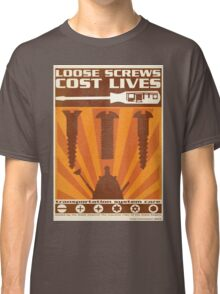 Time War Propaganda II Classic T-Shirt