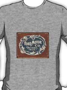 Ford Motor co. T-Shirt