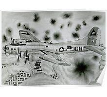 B-17G Poster