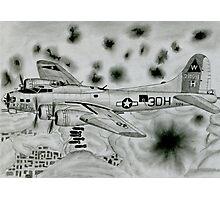 B-17G Photographic Print