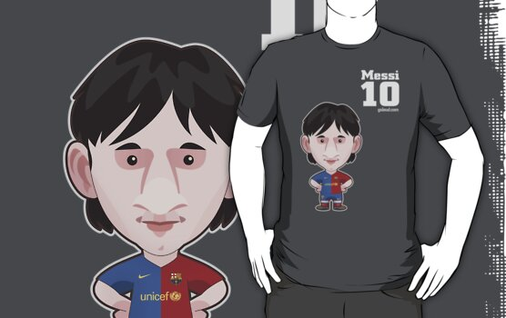 Leo Messi 2 by alexsantalo