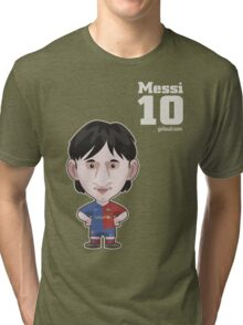 Leo Messi 2 Tri-blend T-Shirt