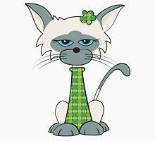 Clarence Cat Unisex T-Shirt