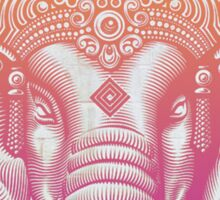 Ganesh Elephant Sticker