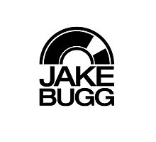 Jake Bugg Logo Photographic Print