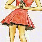 Hot Girl, Cool Gun by Edzie