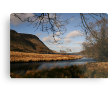 Lake in Glenveagh National Park #1 Metal Print