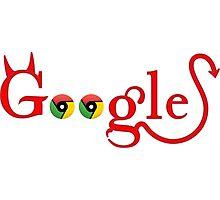 Devil Google Photographic Print
