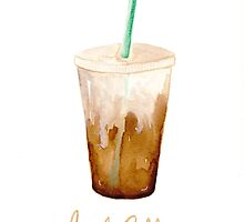 Iced Coffee by Ryan Conners