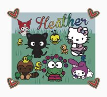 Hello Kitty For Heather Kids Clothes
