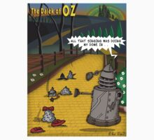 The Dalek Of OZ Kids Clothes