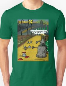 The Dalek Of OZ Unisex T-Shirt