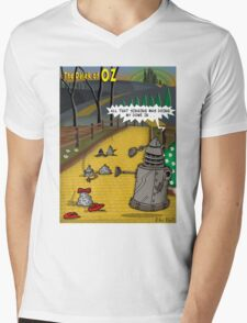 The Dalek Of OZ Mens V-Neck T-Shirt