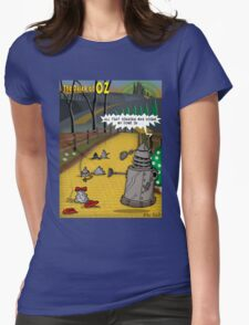 The Dalek Of OZ Womens Fitted T-Shirt