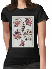 THE 1975 - ROBBERS Womens Fitted T-Shirt