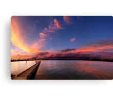 Applecross View Canvas Print