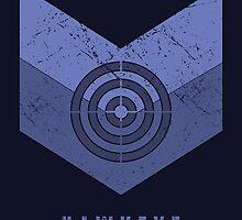Hawkeye Avengers by PJ311