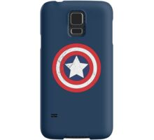 Captain America - Shield Samsung Galaxy Case/Skin